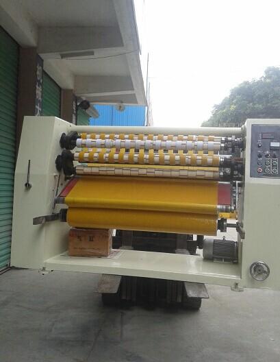 东莞佳源BOPP胶带机胶带分切机分条机胶带机价格的图片