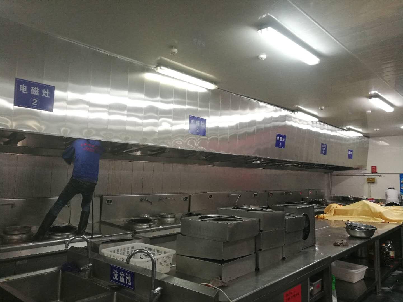 资讯 宁河单位排烟管道清洗 专业学校食堂保洁