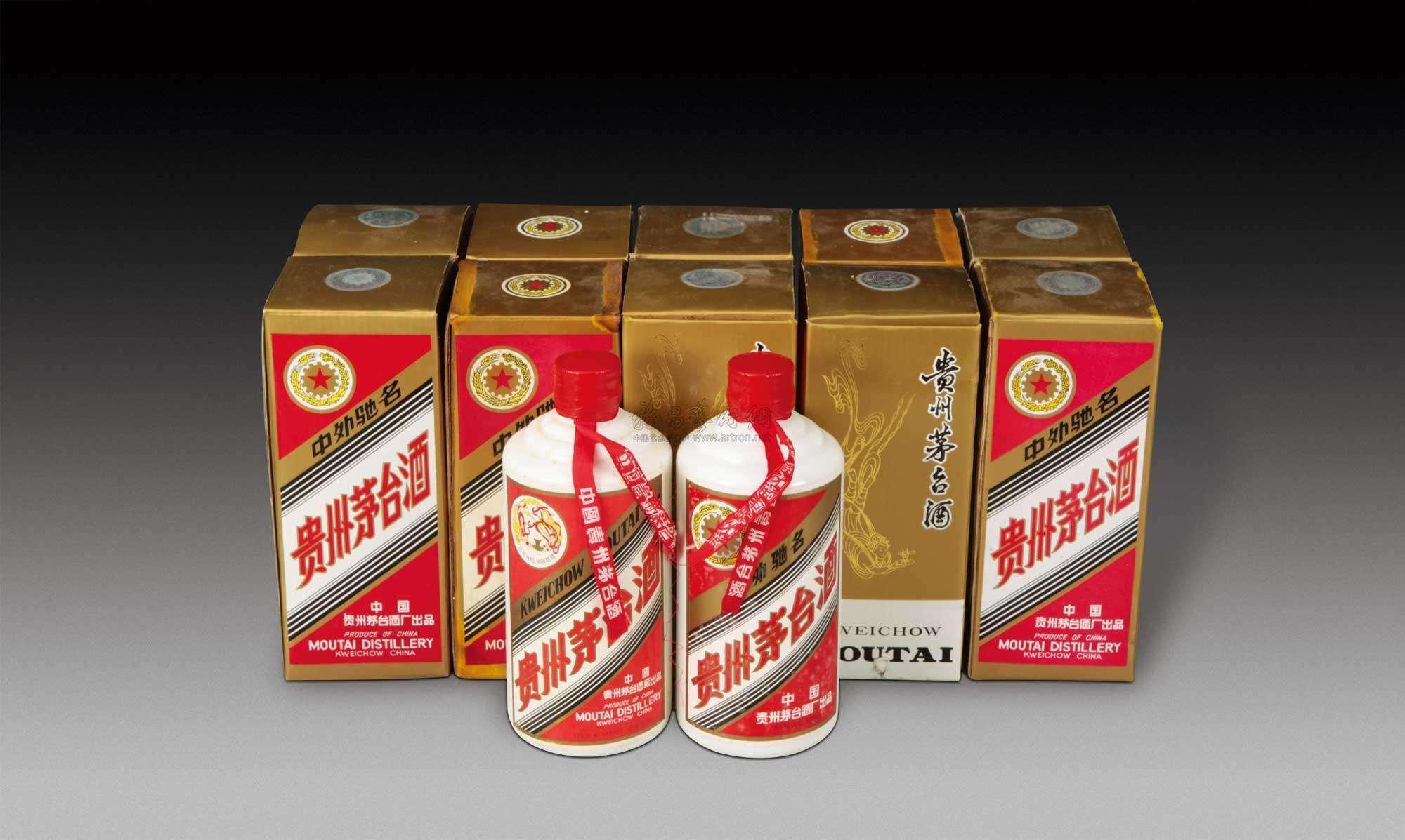 台州上门回收茅台酒回收五粮液回收天之蓝回收红酒的图片