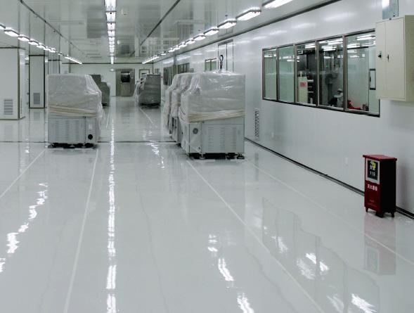 东莞沙田厂房装修地坪该如何保养的图片